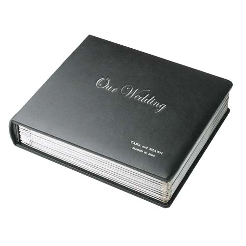 Sticky Art Leather Album Cover - Art Leather Wedding Album